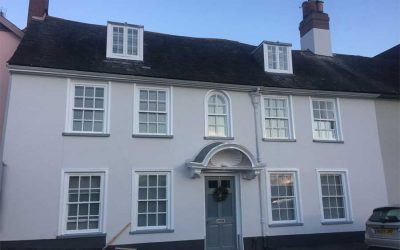 Specialist coatings applied in Topsham