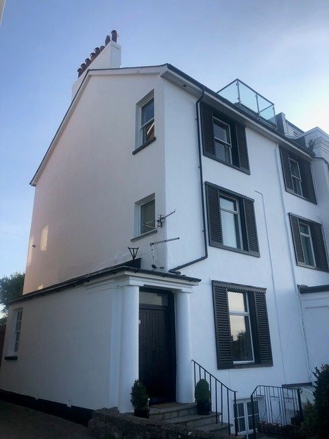 Exterior Decoration in Exmouth