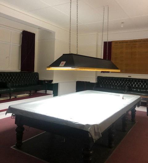 Budleigh Salterton Snooker Club