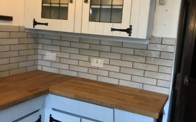Kitchen Units – Prep – Painting – Finish