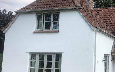 Restoring Window Frames in West Hill
